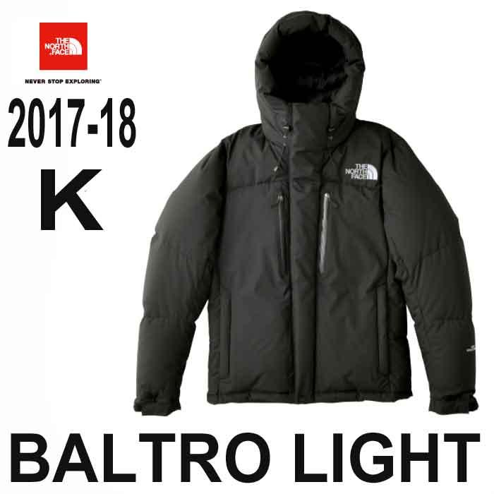 ザ ノースフェイス MAXFタオルプレゼント バルトロ ライト ジャケット ブラック 天体観測や雪上ハイクにも対応、高い保温性を持つ防寒ジャケット The North Face Mens Baltro Light Jacket ND91710 (K) BLACK