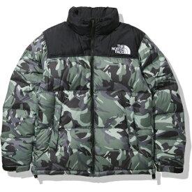 ザ ノースフェイス ND91842 AX ノベルティーヌプシジャケット(メンズ) The North Face Mens Novelty Nuptse Jacket AX ローレルリースグリーン エクスプローラーカモ