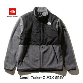 ザ ノースフェイス お一人様1点まで デナリジャケット(メンズ) フリースジャケット The North Face Denali Jacket NA71951 (Z) ミックスグレー