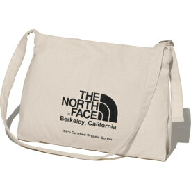 ザ ノースフェイス NM81972(K) ミュゼットバッグ The North Face Musette Bag NM81972(K)ナチュラル×ブラック オーガニックコットンを使用したミュゼットバッグ サコッシュ BLACK ネコポス便対応 送料無料(他商品と同梱不可)