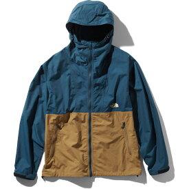 ザ ノースフェイス NP71830 BB コンパクトジャケット(メンズ) The North Face Mens Compact Jacket NP71830 (BB)ブルーウィングティール×ブリティッシュカーキ 2019秋冬最新在庫