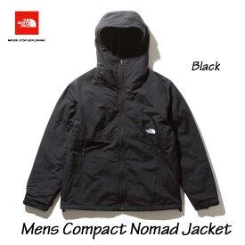 ザ ノースフェイス NP71933 K コンパクトノマドジャケット(メンズ) The North Face mens Compact Nomad Jacket (K)ブラック