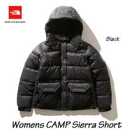 ザ ノースフェイス NYW81931 K キャンプシェラショート(レディース) The North Face Womens CAMP Sierra Short (K)ブラック BLACK