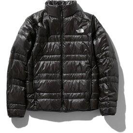 ザ ノースフェイス NDW91902 K Womens ライトヒートジャケット レディース 空気を羽織るような着用感の軽量インナーダウンジャケット。 The North Face Womens Light Heat Jacket ブラック