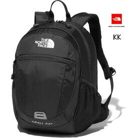 ザ ノースフェイス NMJ72004 (KK) キッズ スモールデイ 15L ブラック 2020年最新カラー バックパック/リュックサック 子供用 デイパック The North Face K Small Day 15L NMJ71653 の後継モデル (KK) black 無償修理対象日本正規品