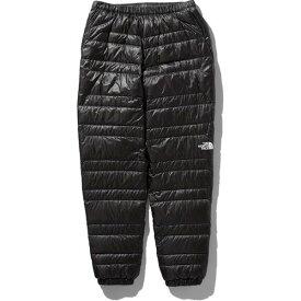 ザ ノースフェイス ND91903 K ライトヒートパンツ(メンズ)ブラック  空気を羽織るような着用感の軽量インナーダウンパンツ The North Face Mens Light Heat pants