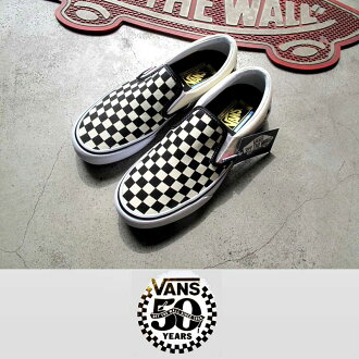 Response vans 50th slip-on Pro 82 Checker black / white Checker Vans SLIP ON PRO 50TH 82 CHECKERBOARD Black/White Checker monotone SLIP-ON vans 50th anniversary