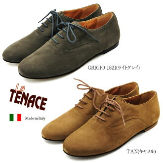 Is La TENACE 869FCE LEATHER BOOTS latenerce nubuck leather lace-up shoes made in Germany handmade ladies women's genuine leather real leather ◆ ◆