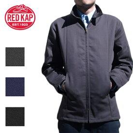 送料無料 RED KAP PERMA LINED PANEL JACKET JT050 レッドキャップ ラインドパネル ジャケット ワークジャケット ロング丈 WORK ワークウェア 無地 作業着