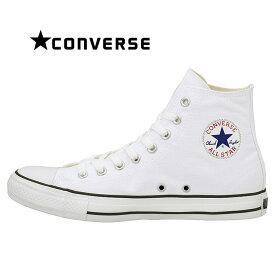 コンバース オールスター レディース カラーズ ハイカット スニーカー メンズ キャンバス シューズ 白 ホワイト CONVERSE ALL STAR COLORS HI WHITE/BLACK