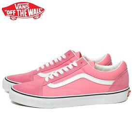 送料無料 バンズ オールドスクール スニーカー メンズ レディース ピンク スケートシューズ 靴 くつ クツ OLD SKOOL PINK LEMONADE/TRUE WHITE VN0A3WKTUR1