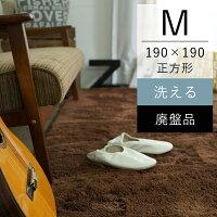 Natural/Posture/ナチュラルポスチャー/EXマイクロセレクトラグ/CM-200/約190×190cm(Mサイズ/約2畳相当)