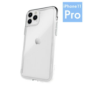 LINKASE AIR with Gorilla Glass クリアケース iPhone 11 Pro