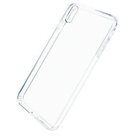 A+ 背面強化ガラス×TPUハイブリッドケース Clear Panel Case3 for iPhone XR