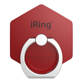 iPhone スマートフォン ホールドリング AAUXX iRing 落下防止リング Hex