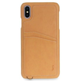 Torrii KOALA カードポケット付きケース ストラップ付き iPhone XS Max