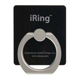 iRing アイリング プレミアムセット 吊り下げフック付き スマホリング 落下防止リング&スタンド