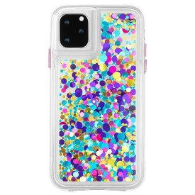 Case-Mate グリッターケース Confetti iPhone 11 Pro Max
