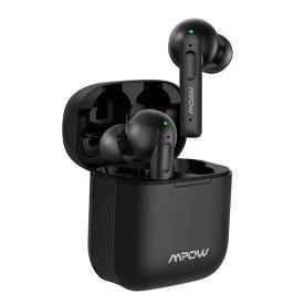 MPOW X3 ANC 完全ワイヤレスイヤホン ブラック スタイリッシュ エムパウ ワイヤレス 便利 ノイキャン 快適 Bluetoothイヤホン アクティブノイズキャンセリング ブルートゥース イヤフォン かっこいい スタイリッシュ 小型 シンプル ワイヤレス(10月5日入荷予定)