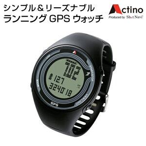 【GPSランニングウォッチ】Actino(アクティノ) WT100[ウォッチ]/ランニングGPSウォッチ/GPSランニング/ランニングウォッチ/GPS