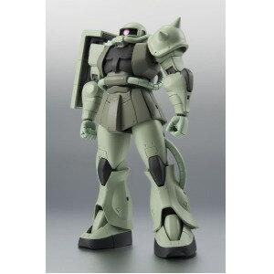 【機動戦士ガンダム】【ROBOT魂】【対象年齢15才以上】MS-06量産型ザク Ver.A.N.I.M.E【バンダイ】