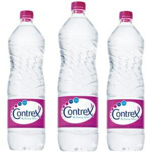 【正規輸入品】【高硬水】Contrex-コントレックス- 1.5L×12本入り【ポッカサッポロ】
