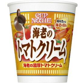 【賞味期限7月29日】日清 カップヌードル 海老の濃厚トマトクリーム 79g×20個入り