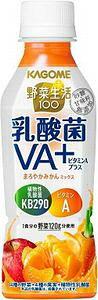 野菜生活100 乳酸菌VA+ まろやかみかんミックス 265g×24本 PET