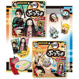 UHA味覚糖 ぷっちょ 鬼滅の刃 桃サイダー味 袋 36g×6袋