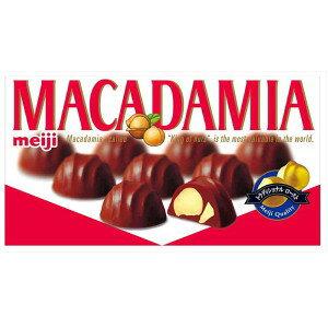 明治マカダミアチョコ 大箱 20粒×6箱