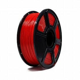 FLASHFORGE フィラメント pla 1.75mm 1kg 3Dプリンター 3d printer PLA filament レッド 【日本正規代理店】送料無料 税込