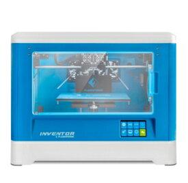 FLASHFORGE フラッシュフォージ 3Dプリンター Inventor (インベンター)デュアルヘッド 日本語説明&日本語ソフト 日本正規代理店 フィラメント2リール付属 税込 送料無料