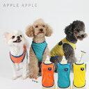 ♪メール便OK!1枚まで♪可愛いポケット付きボーダータンクトップ☆APPLEAPPLE★アップルアップル 【ドッグウェア】【…