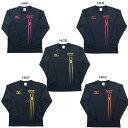 MIZUNO ミズノ アップルオリジナル長袖Tシャツ(NXTロゴ) ロンT 陸上 ランニングウェア 62sp16(62sp16nx14)
