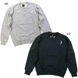 インザペイント オリジナルスウェットシャツ IN THE PAINT クルーネックトレーナー オリジナルデザイン 19hoitp(itp1892hh)