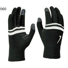 セール NIKE ナイキ ランニンググアクセサリー ストライプ ニットテック&グリップグローブ レーシング手袋 2018HO wnk(cw1023) 返品交換不可 ksrw
