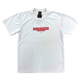 IN THE PAINT インザペイント オリジナルTシャツ バスケットボール プラクティス半袖シャツ 2020su 2106sl(itp2002hh) 217slb