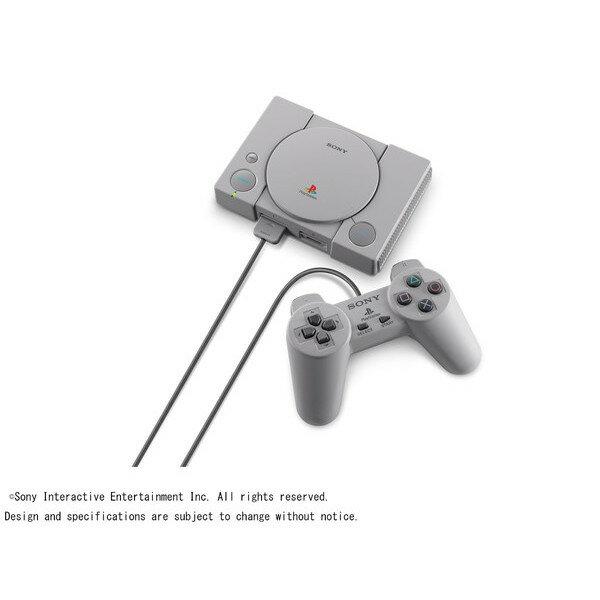 (新品 未開封品)ゲーム機本体 SONY(ソニー) プレイステーション クラシック SCPH-1000RJ (タイプ:据え置きゲーム機 カラー:グレー系)