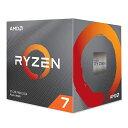 【最大2,000円OFFクーポン配布中】CPU AMD エーエムディー Ryzen 7 3700X BOX プロセッサ名 Ryzen 7 3700X クロック周…