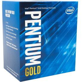 (最大400円OFFクーポン配布中)CPU インテル(intel) Pentium Gold G5400 BOX (Coffee Lake-S クロック周波数:3.7GHz ソケット形状:LGA1151)(JAN 0735858367165)