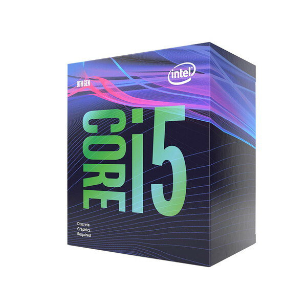Core i5-9400F BOX CPU intel インテル (JAN 0735858406079)
