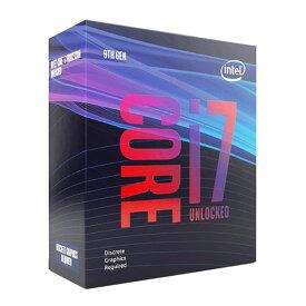 CPU インテル(intel) Core i7 9700KF BOX (Coffee Lake-S Refresh クロック周波数:3.6GHz ソケット形状:LGA1151)(JAN 0735858407762)
