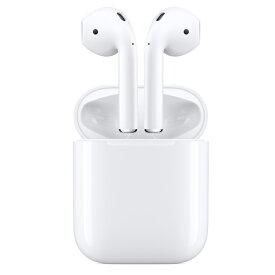 (最大1,000円OFFクーポン配布中)イヤホン・ヘッドホン APPLE アップル AirPods 第1世代 MMEF2J/A (タイプ:インナーイヤー 装着方式:完全ワイヤレス(左右分離型))(JAN 4547597950043)