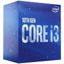 Intel Core i3-10100F BOX インテル [BX8070110100F] 0735858452199