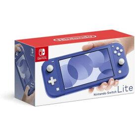 【新品 未開封品】任天堂 Nintendo Switch Lite ブルー ニンテンドー ニンテンドウ スイッチ ライト ゲーム機本体 タイプ:携帯ゲーム機 カラー:ブルー 4902370547672