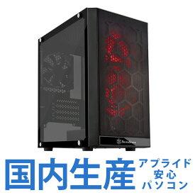 ゲーミングPC リーグオブレジェンド推奨モデル BTOデスクトップパソコン ESR33100A1Z240PS15B (基本構成 CPU:Ryzen3 3100/メモリ:DDR4 8GB/SSD:240GB/HDD:-/電源:550w 80PLUS ブロンズ/グラボ:GTX 1660) Barikata ゲーミングパソコン eスポーツ カスタマイズ可能 新品