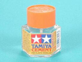 タミヤ(TAMIYA) タミヤセメント(六角びん) 87012