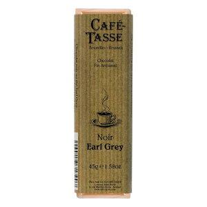 【代引・日時指定・北海道沖縄離島配送不可】CAFE-TASSE(カフェタッセ) 紅茶アールグレイビターチョコ 45g×15個セット