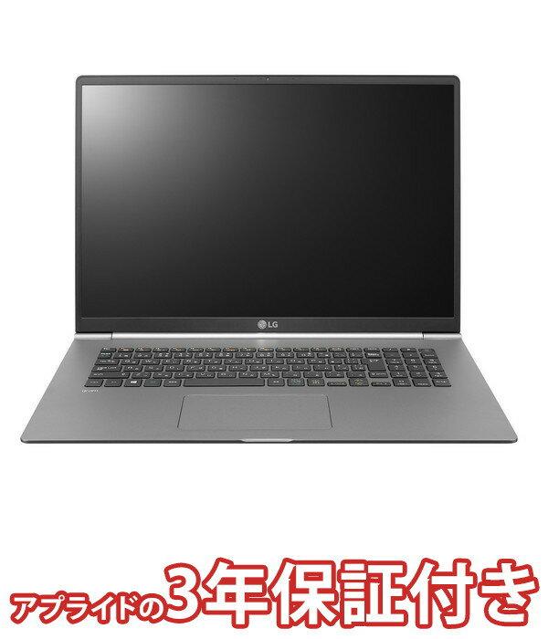(3月下旬入荷予定)LGエレクトロニクス LG gram 17Z990-VA76J ノートパソコン 17インチ ダークシルバー Core i7 第8世代cpu SSD 512GB メモリ 8GB Win10Home64bit (Office付きモデル)