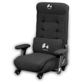 Bauhutte (バウヒュッテ) ゲーミングソファ座椅子 GX-350-BK ブラック お取り寄せ 4589946145458